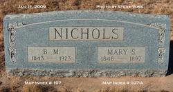 Benjamin M Nichols