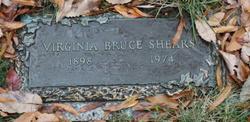 Virginia <I>Bruce</I> Shears
