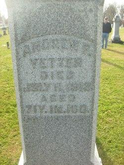 Andrew F. Yetter