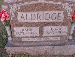 Lora <I>Rader</I> Aldridge