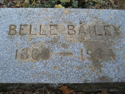 Belle Bailey