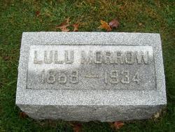 Lulu E. <I>McNeeley</I> Morrow