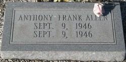 Anthony Frank Allen