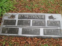 Dovie Leah <I>McHone</I> Bowers