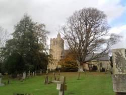 St Margarets Churchyard