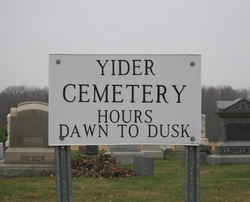 Yider Cemetery