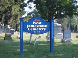West Jamestown Cemetery