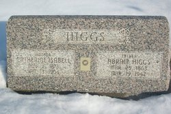 Catherine Isabell <I>McLean</I> Higgs