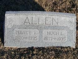 Nancy Virginia <I>Henington</I> Allen