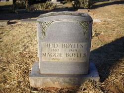 Reid Boyles