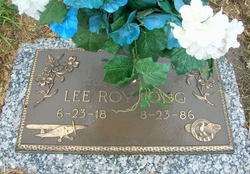 Lee Roy Long