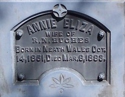 Annie Eliza Hughes