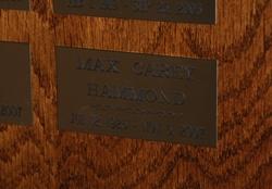 Max Carey Hammond