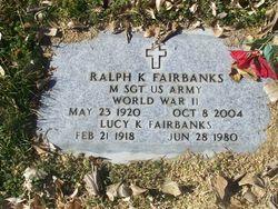 Ralph Kay Fairbanks