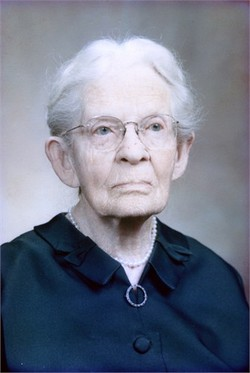 Jane <I>Betts</I> McFall