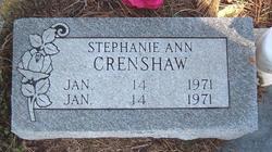Stephanie Ann Crenshaw
