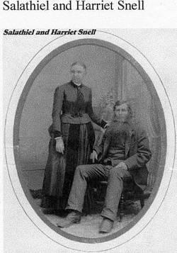 Harriet Jane <I>Trout</I> Snell