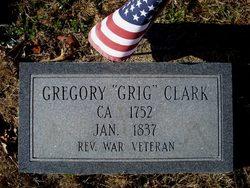 Gregory Grig Clark