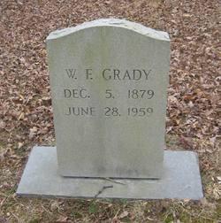 W F Grady