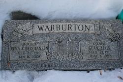Gean Ellis Warburton
