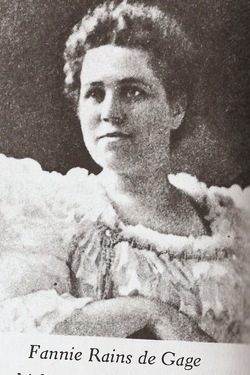 "Francisca Victoria ""Fanny"" <I>Raines</I> Brassell"