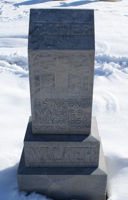 Simeon H Walker