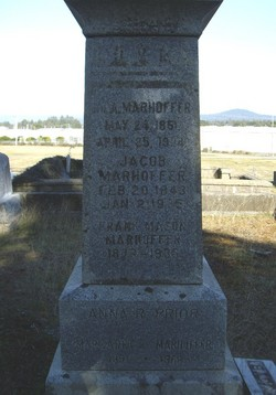 Ln Ann <I>Mason</I> Marhoffer
