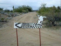 Signal Area Cemetery