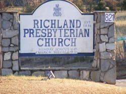 Richland Presbyterian Church Cemetery