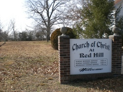 Red Hill Church of Christ Cemetery