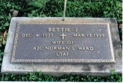 Bettie J. Ward