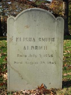 Elisha Smith Aldrich