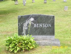 Eleanor <I>Black</I> Benson