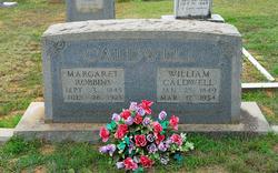 William M Caldwell