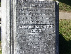 Jagob Hinrich Christopher Gotjen