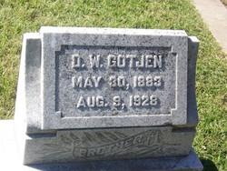 D. W. Gotjen