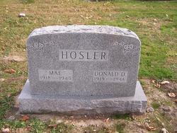 Mae <I>Shaffer</I> Hosler