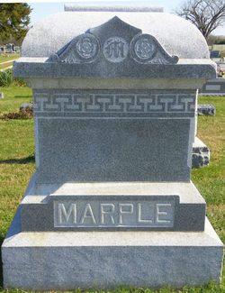 Emma <I>Shepard</I> Marple