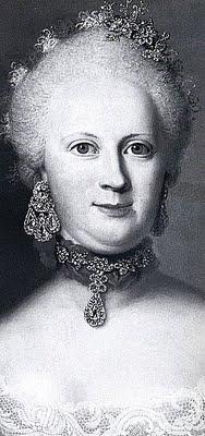 Karoline Felicitas <I>von Leiningen-Dagsburg-Heidesheim</I> von Nassau-Usingen