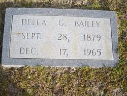 Della <I>Gaskins</I> Bailey