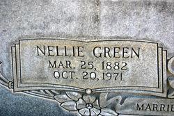 Nellie Jett <I>Green</I> Baugh