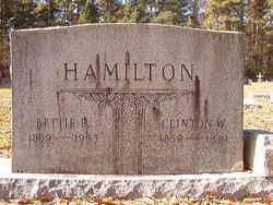 Clinton W Hamilton