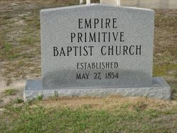 Empire Primitive Baptist Church Cemetery