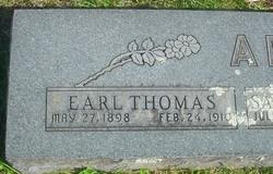Earl Thomas Arnold
