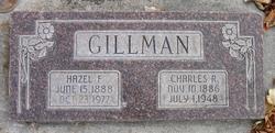 Hazel Elizabeth <I>Fryer</I> Gillman