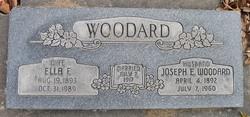 Joseph E Woodard