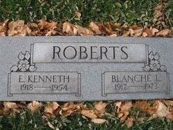 Blanche Lorraine <I>Boie</I> Roberts