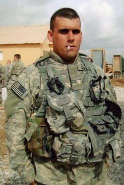 Sgt Benjamin William Sherman