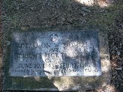 Dearmon W. Sidwell