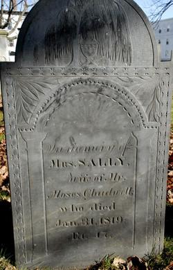 Sally <I>Stocker</I> Chadwell